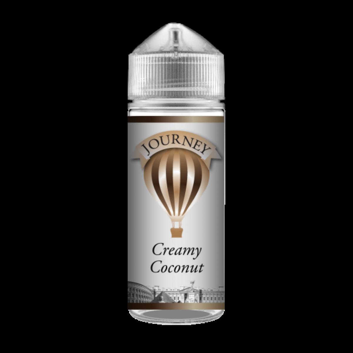 Journey CREAMY COCONUT Flavorshot 24ml120ml