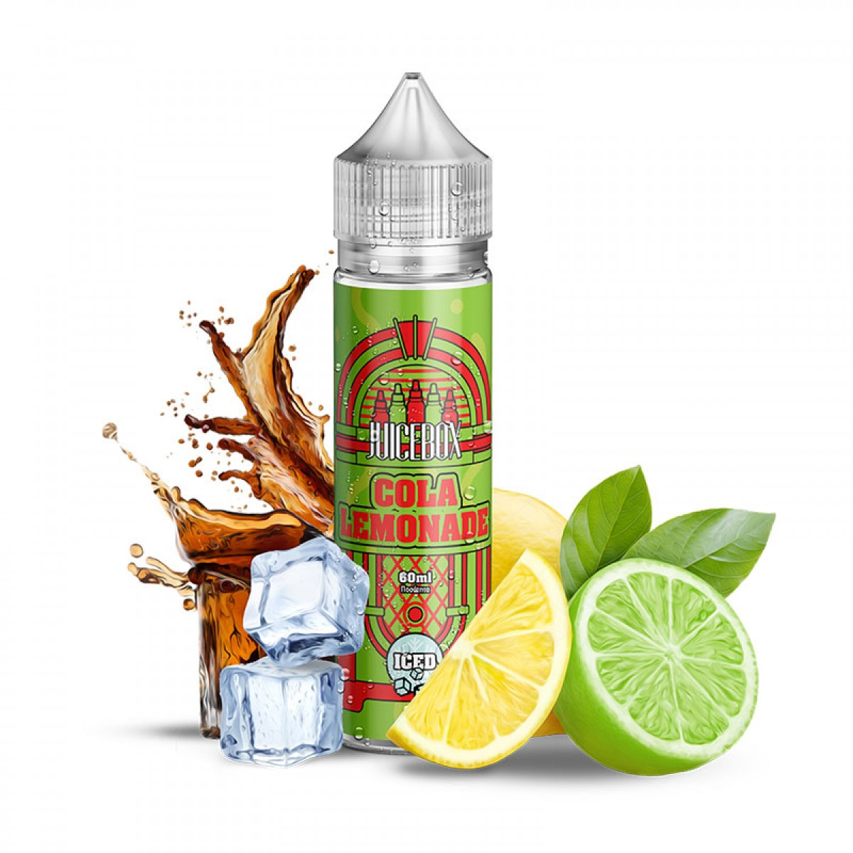 Juicebox Cola Lemonade Flavorshot 12ml/60ml